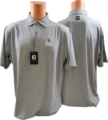 Picture of FOOTJOY HEATHER PINSTRIPE LISLE SELF COLLAR