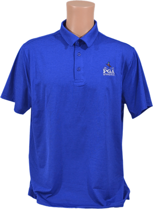 Picture of UA PLAYOFF 2.0 HEATHER POLO