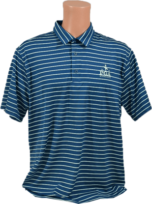 Picture of UA PLAYOFF 2.0 TOUR STRIPE POLO