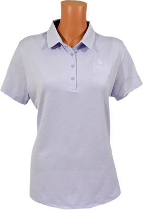 Picture of UA ZINGER 2.0 SHORT SLEEVE HEATHER POLO