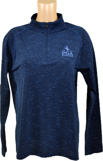 Picture of UA SEAMLESS 1/4 ZIP