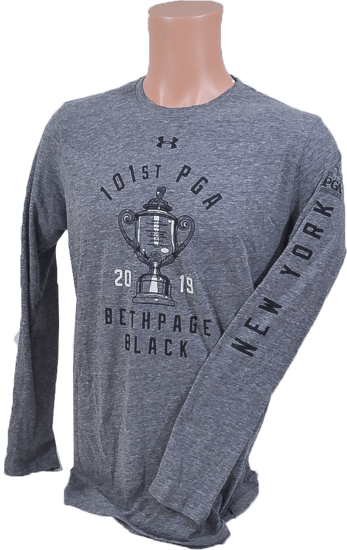 Picture of UA LONG SLEEVE TRI-BLEND PERFORMANCE TEE