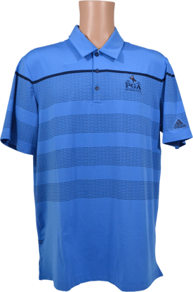 Picture of ADIDAS ULTIMATE365 DASH STRIPE POLO SHIRT