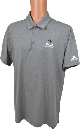 Picture of ADIDAS ULTIMATE365 HEATHER POLO SHIRT