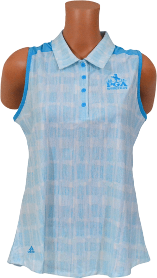 Picture of ADIDAS ULTIMATE365 PRINTED POLO SHIRT