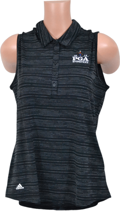 Picture of ADIDAS MICRODOT SLEEVELESS POLO SHIRT