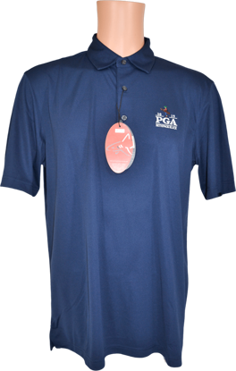 Picture of GREG NORMAN PROTEK ML75 MICROLUX 2BELOW SOLID POLO