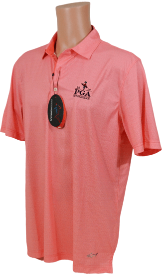 Picture of GREG NORMAN FOULARD PRINT ML75 POLO