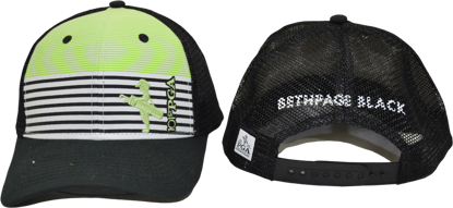 Picture of AHEAD PRINTED MULTI STRIPE CAP