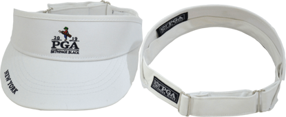 Picture of AHEAD THE PUTTER TWILL VISOR