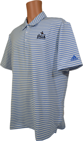 Picture of ADIDAS ULTIMATE 2-COLOR STRIPE POLO