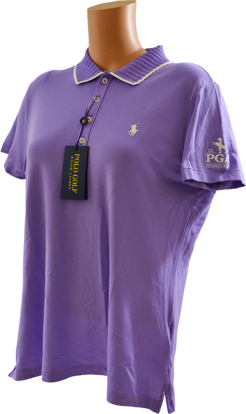 Picture of RALPH LAUREN GK191H04 LTWT PERF PIQUE POLO