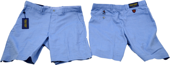 Picture of RALPH LAUREN R191GB14 CLASSIC FIT SHORT