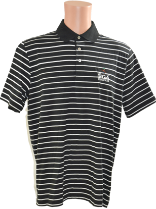 Picture of RALPH LAUREN K191GB23 STRIPED LTWT PERFORM LISLE POLO