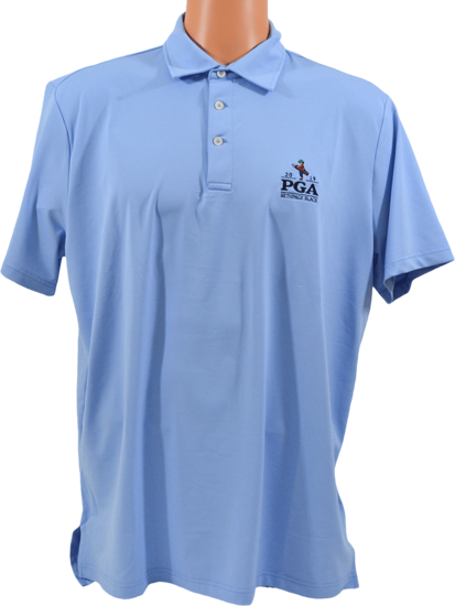 Picture of RALPH LAUREN KJG01C SOLID AIRFLOW POLO