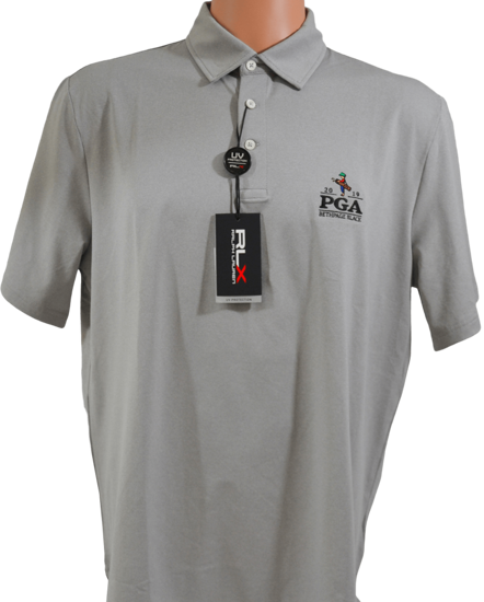 Picture of RALPH LAUREN K191JG01 SOLID AIRFLOW POLO