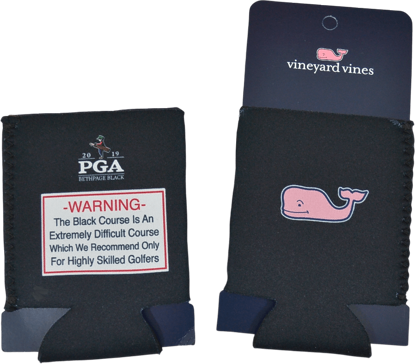 Picture of VINEYARD VINES BLACK COOZIE