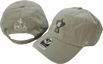 Picture of '47 CLEAN UP W/ BACK STRAP EMBROIDERY CAP