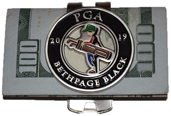 Picture of AHEAD MONEY CLIP