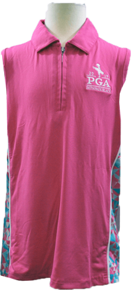 Picture of GARB GIRLS PERFORMANCE SLEEVELESS POLO