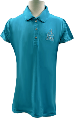 Picture of GARB GIRLS PERFORMANCE GOLF POLO