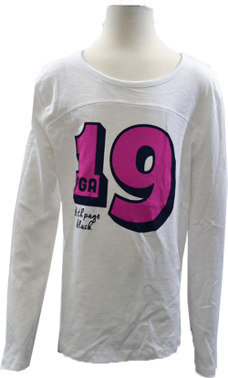 Picture of GARB GIRLS LONG SLEEVE TEE