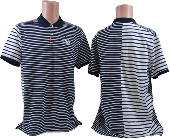 Picture of NIKE MENS STRIPED POLO