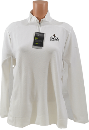 Picture of NIKE WOMEN'S 1/4-ZIP GOLF TOP