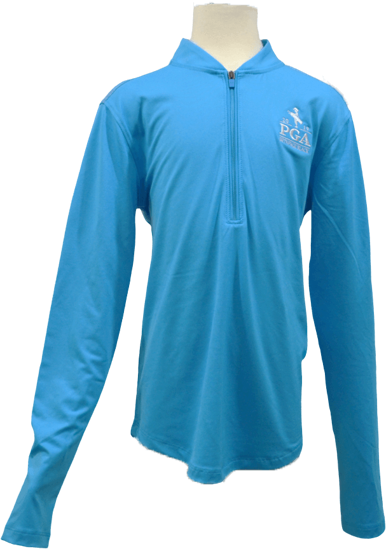 Picture of UA GIRLS VALOR 1/2 ZIP