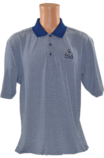 Picture of Cutter & Buck BIG & TALL FORGE POLO TONAL STRIPE