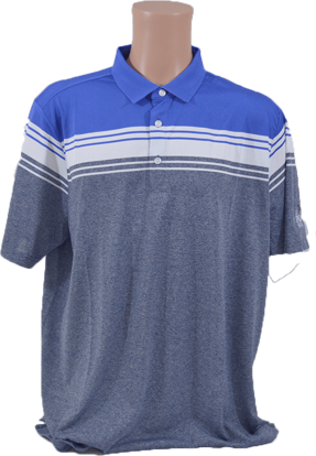 Picture of Cutter & Buck  POLO VALIANT STRIPE