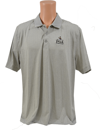 Picture of FORGE POLO TONAL STRIPE