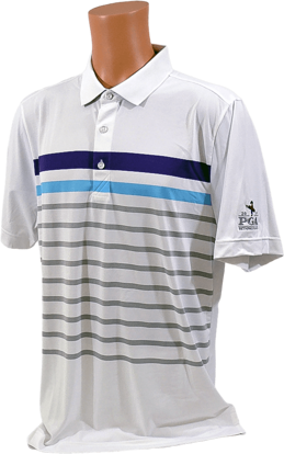 Picture of ALKI POLO IMPULSE STRIPE