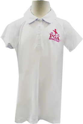Picture of GARB GIRLS CLASSIC GOLF POLO