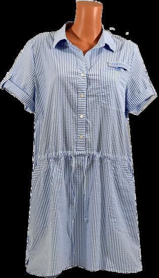 Picture of VINEYARD VINES WOMENS HARBOR SHIRT DRESS
