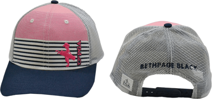Picture of AHEAD PRINTED MULTI STRIPE CAP WM