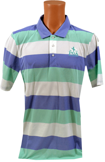 Picture of Cutter & Buck BALLINGER STRIPE POLO