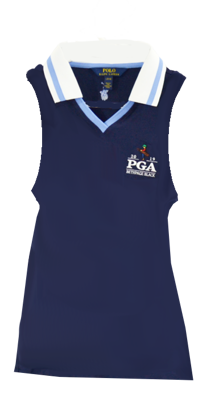 Picture of RALPH LAUREN K191DG06 SLEEVELESS PERFORM PIQUE POLO