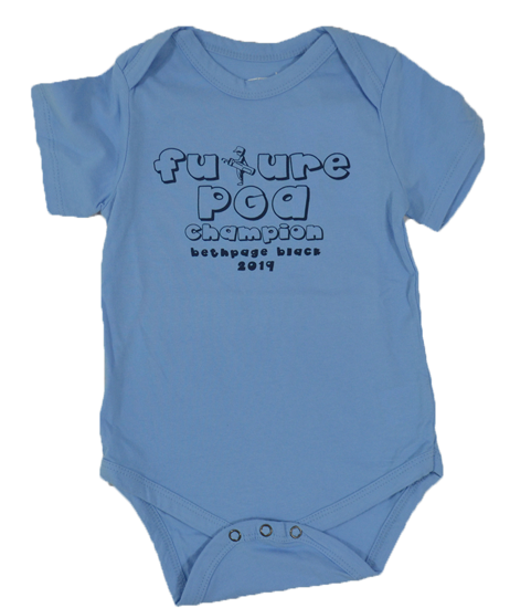 Picture of GARB BOYS SOLID COLOR ONESIE