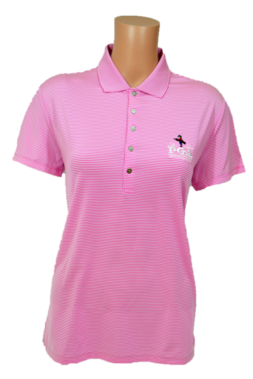 Picture of RALPH LAUREN GK191X05 AIRFLOW STRIPED POLO