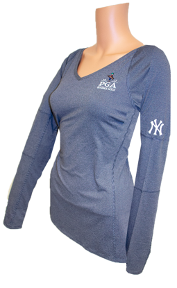 Picture of VICTORY V-NECK YANKEES CO-BRAND