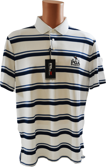Picture of RALPH LAUREN K191JG05 LTWT TECH PIQUE STRIPE POLO
