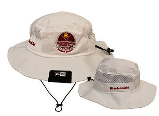 Picture of 2020 Kitchenaid Senior PGA Championship New Era Cotton Adjustable Volunteer Bucket Hat (Unisex)