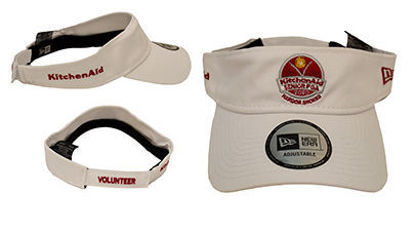 Picture of 2020 Kitchenaid Senior PGA Championship New Era Cotton Adjustable Volunteer Visor (Unisex)