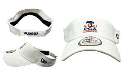 Picture of New Era Cotton Adjustable Volunteer Visor (Unisex)