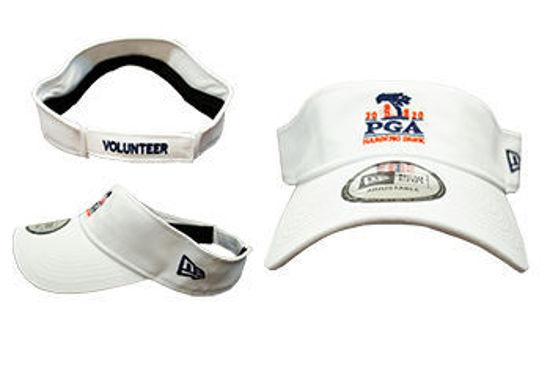 Picture of New Era Cotton Adjustable Volunteer Visor (Unisex)