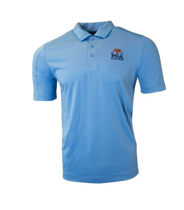 Picture of CUTTER&BUCK PROSPECT POLO (LIGHT BLUE)
