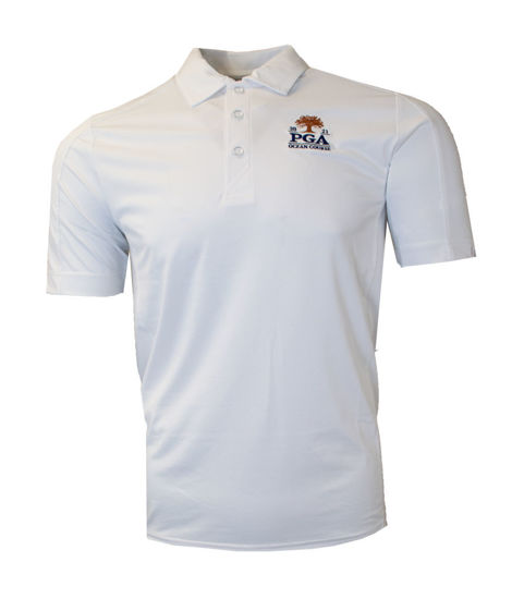 Picture of NIKE PROSPECT POLO (WHITE)