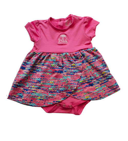 Picture of GARB INFANT PRINT ONSIE DRESS