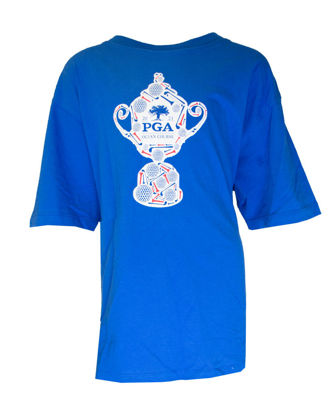 Picture of GARB YOUTH COTTON TSHIRT (BLUE)